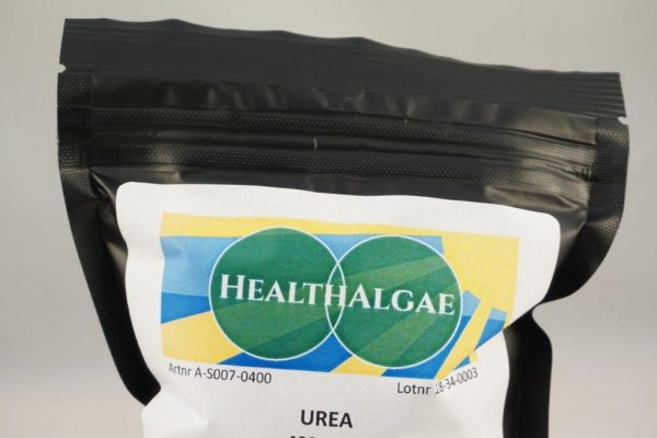 HealthAlgae - 400 gram UREA for Spirulina growing or gardening - www.healthalgae.com clean Spirulina grown and produced in Sweden - grow your own Spirulina at home