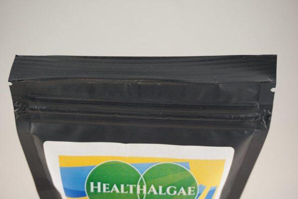 HealthAlgae - 500 gram Sea salt - food grade for Spirulina cultivation or food preparation - www.healthalgae.com clean Spirulina grown and produced in Sweden