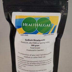 Sodium Bicarbonate – Quality Food Grade (NaHCO3, other names E500 or baking soda)