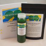 HealthAlgae Spirulina platensis starter culture 250 ml + 10L medium - www.healthalgae.com clean Spirulina grown and produced in Sweden