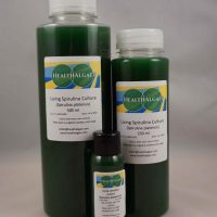 HealthAlgae - Grow your own Spirulina - living Spirulina start cultures