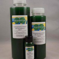 HealthAlgae - Grow your own Spirulina - living Spirulina start cultures